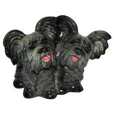 Vintage Goebel Skye Terriers figurine number 30505 - 08