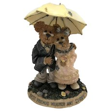 "Boyds 2001 ""Harry & Millie … Through the Years"" Figurine [227741], a TOBY Award Winner"