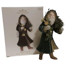 Hallmark Keepsake Series Edition 2007 Father Christmas, 4th in the Series