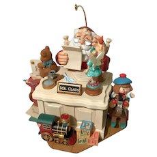 """2006 Hallmark """"Letters to Santa"""" MAGIC Keepsake Ornament"""