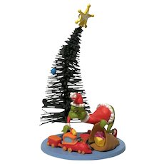 "2008 Hallmark ""A Smile Most Unpleasant"" Seuss Keepsake Ornament"