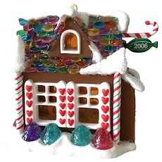 2006 Hallmark Sweet Shop Noelville Keepsake Ornament First in Series