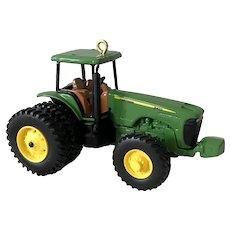 2003 Hallmark 'Model 8420 Tractor' John Deere Die Cast Metal Keepsake Ornament