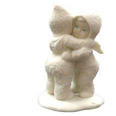 """Dept 56 Snowbabies … 1992 """"I Need A Hug"""" Figurine [56.68136]"""
