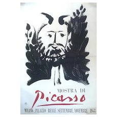 Pablo Picasso, Faun - Poster - Picasso Exhibition in Milan