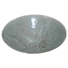 Little Circular Chinese Stoneware Bowl