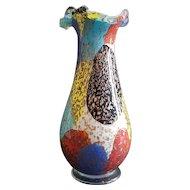 A.VE.M. Glass Vase, 1950 ca.