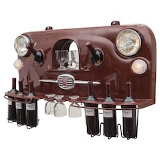 "Wine Holder Model ""RINOTECA 01"" by Michele Di Gregorio"