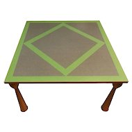 """""""Filicudi"""" Table by Ettore Sottsass"""