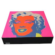 Andy Warhol - Marilyn Table - 1950 ca.