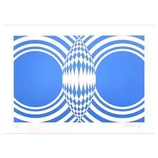 OPT Blue Composition