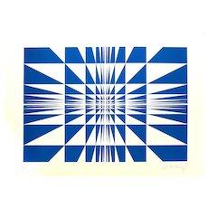 Blue OPT Composition