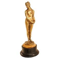 Classical Nude In Bronze