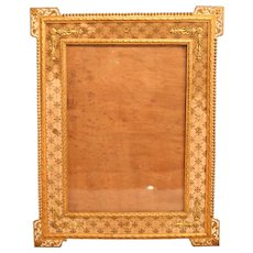 Lovely Antique French Photo Frame