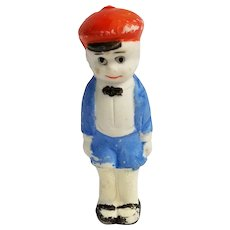 Smitty bisque figurine 1930's Made in Japan