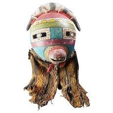 Kachina MASK - HOPI - Native American