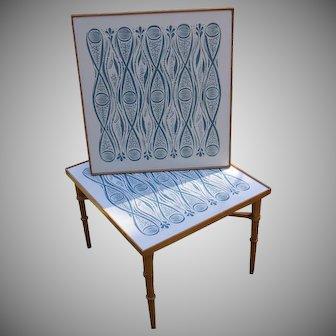 """Mid Century Modern Drexel """"Casa del Sol"""" Side Tables by John Van Koert"""