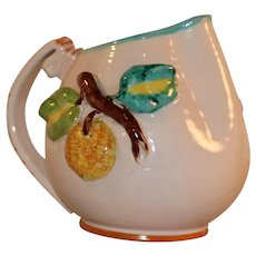 Vintage Italian Pottery Pitcher
