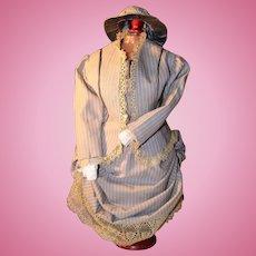 Beautiful Fashion Doll Walking Suit