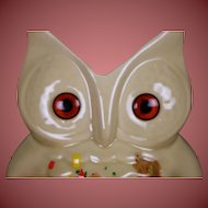 Vintage Owl Planter The Cutest You've Ever Seen