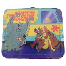 Hallmark School Days Lunch Box Scooby-Doo The Mystery Machine In Original Shrink Wrap