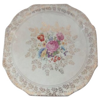 LORD NELSON Elijah Cotton Serving Plate