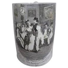 Creamware Mug