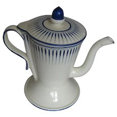 Creamware  Argyle