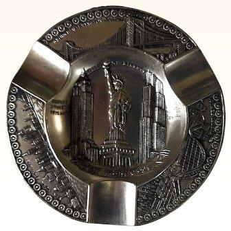 New York City Souvenir Ashtray