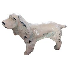 Cast Lead Cocker Spaniel