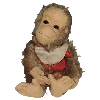 Schuco Tricky Yes/No Monkey with Tag