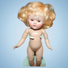 Strung Blond Vogue Ginny Doll