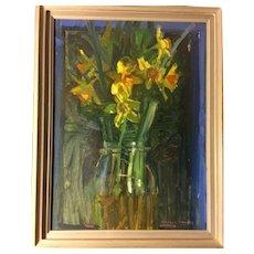 Richard Pikesley Still Life Painting