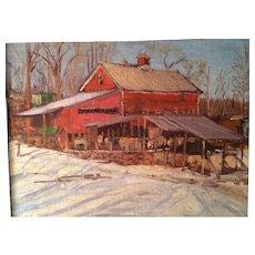 Stephen La Pierre Oil Painting