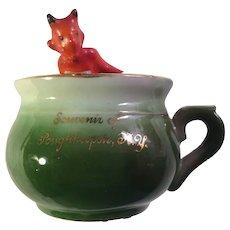 Souvenir Porcelain Amp Pottery Ruby Lane