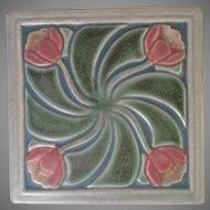 Rookwood Pottery Trivet/Tile