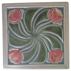 Rookwood Pottery Trivet/Tile
