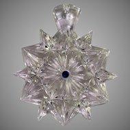 Waterford Crystal Snowflake Ornament