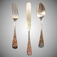 Whiting Mixed Metal 3 Piece Youth Set