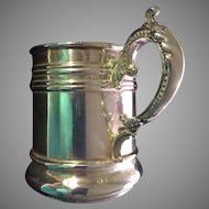 Antique Sterling Silver Duhme and Company Tankard/Mug