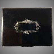 Art Deco Cigarette or Joint Case
