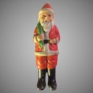 Vintage Porcelain Santa Figurine