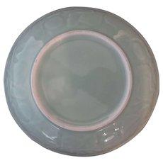 Beautiful Celadon Lotus Bowl