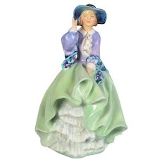 Royal Doulton Figurine - Top of the Hill