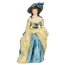 Signed Limited Edition Royal Doulton Figurine Sophia Charlotte Lady Sheffield HN 3008