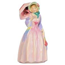 Royal Doulton Figurine - Miss Demure
