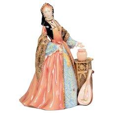 Royal Doulton Limited Edition Figurine - Jane Seymour  HN 3349