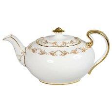 Aynsley Scalloped Louis XV Teapot