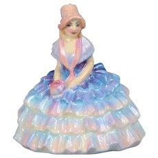 Royal Doulton Miniature Figurine - Chloe