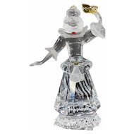 Swarovski Figurine Columbine Masquerade Collection Annual Edition 2000